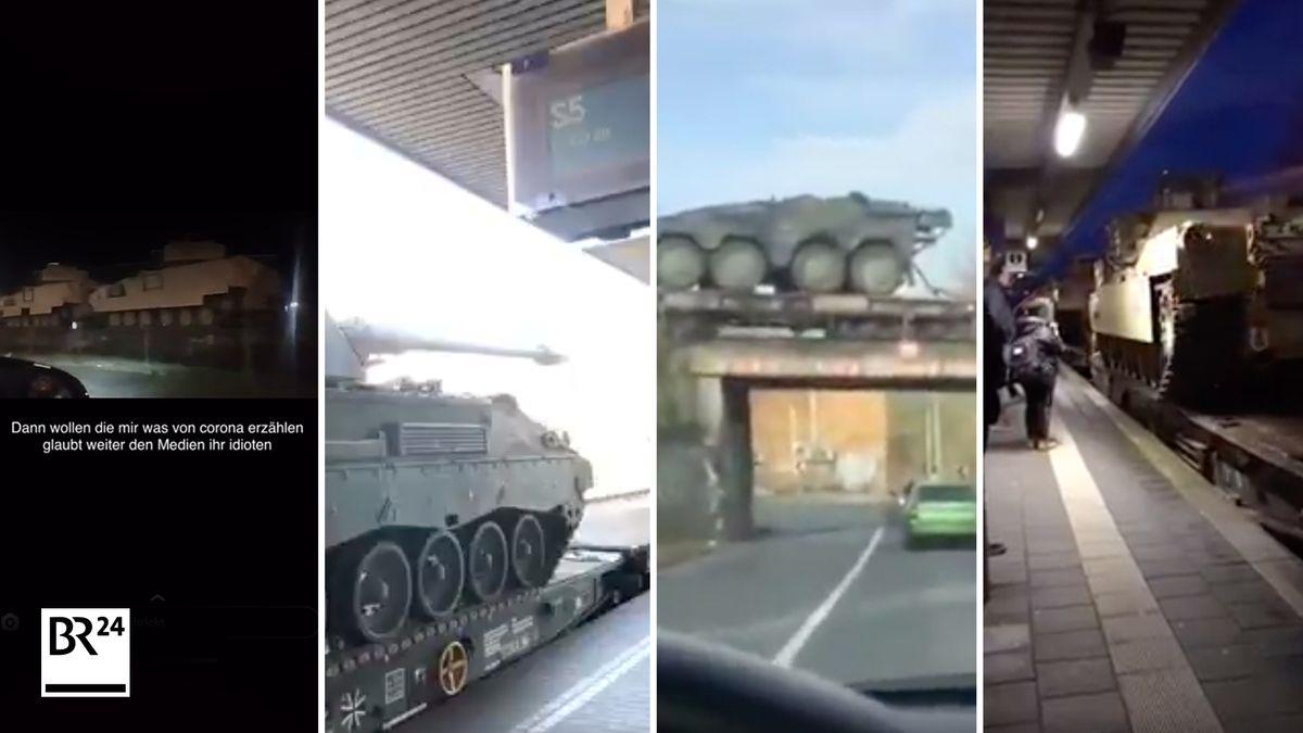 Keine Invasion sondern eine NATO-Übung