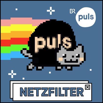 Podcast Cover Netzfilter | © 2017 Bayerischer Rundfunk