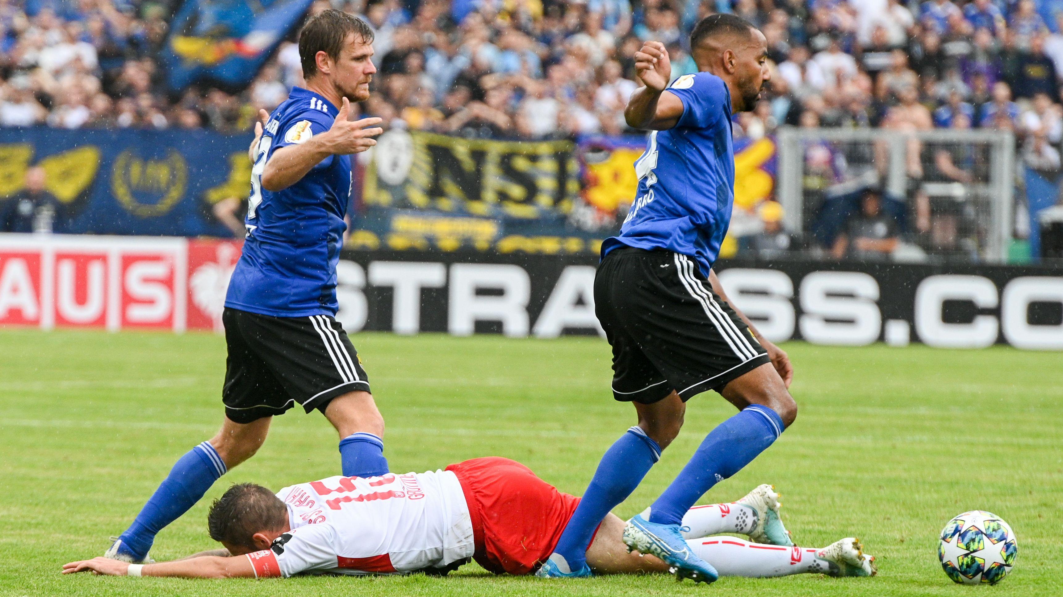 DFB-Pokal, 1. Runde