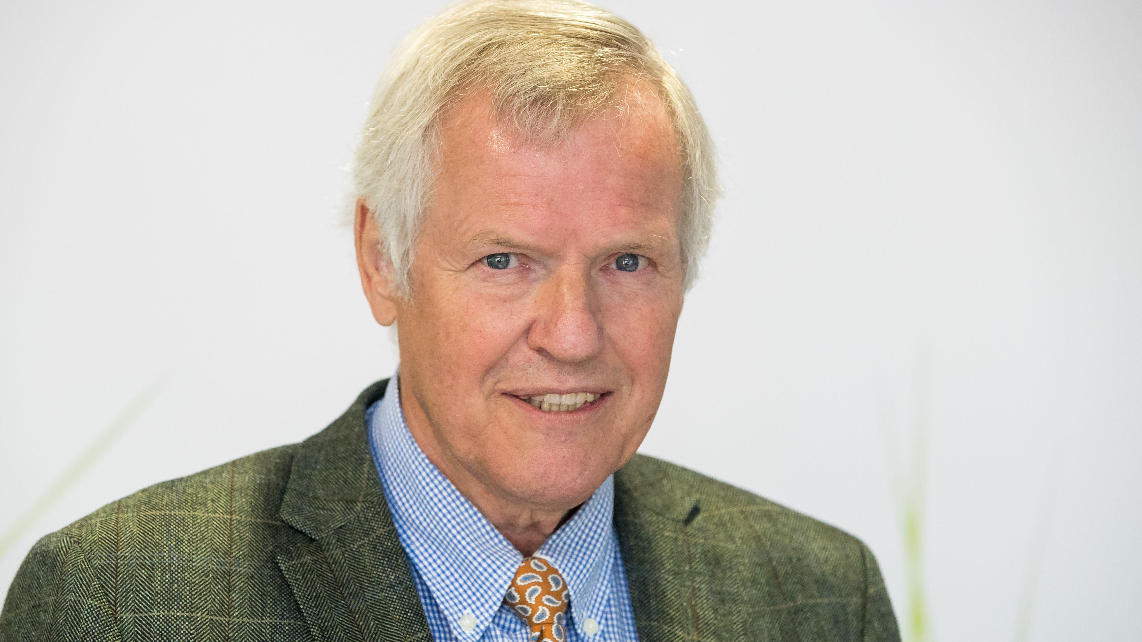 Jürgen Vocke, Präsident des Bayerischen Landesjagdverbands (BJV)