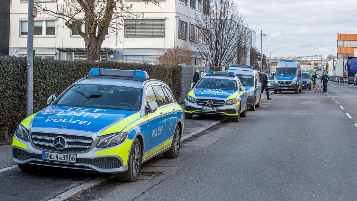 Großeinsatz in Neckarsulm nach Explosion bei Lidl