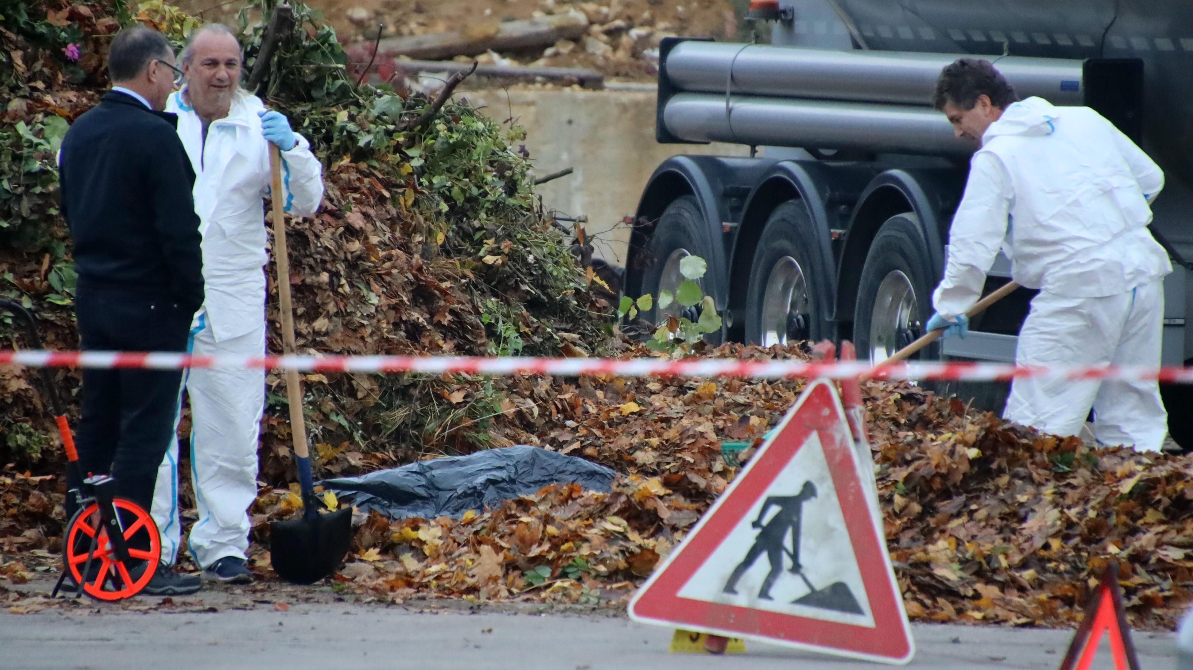 Der Tote, der auf einem Firmengelände in Burglengenfeld gefunden wurde, ist Opfer eines Tötungsdeliktes geworden.