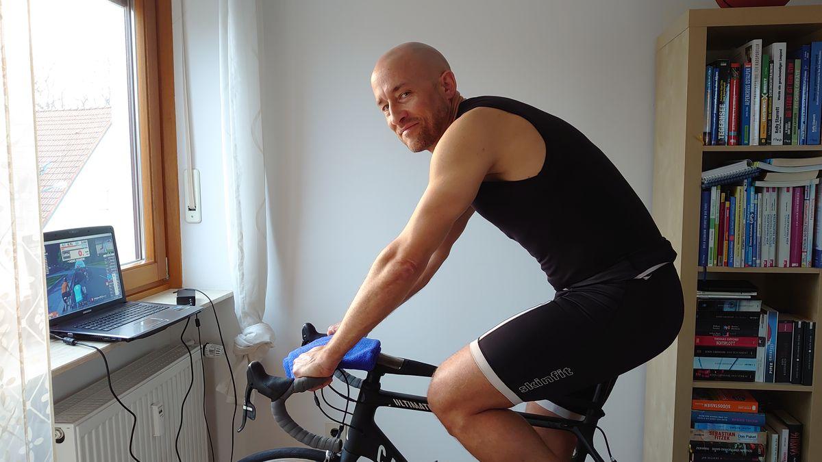 Fitness -Training für daheim