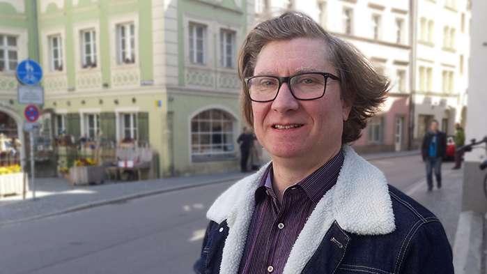 Organist Wolfgang Kraus aus Furth im Wald