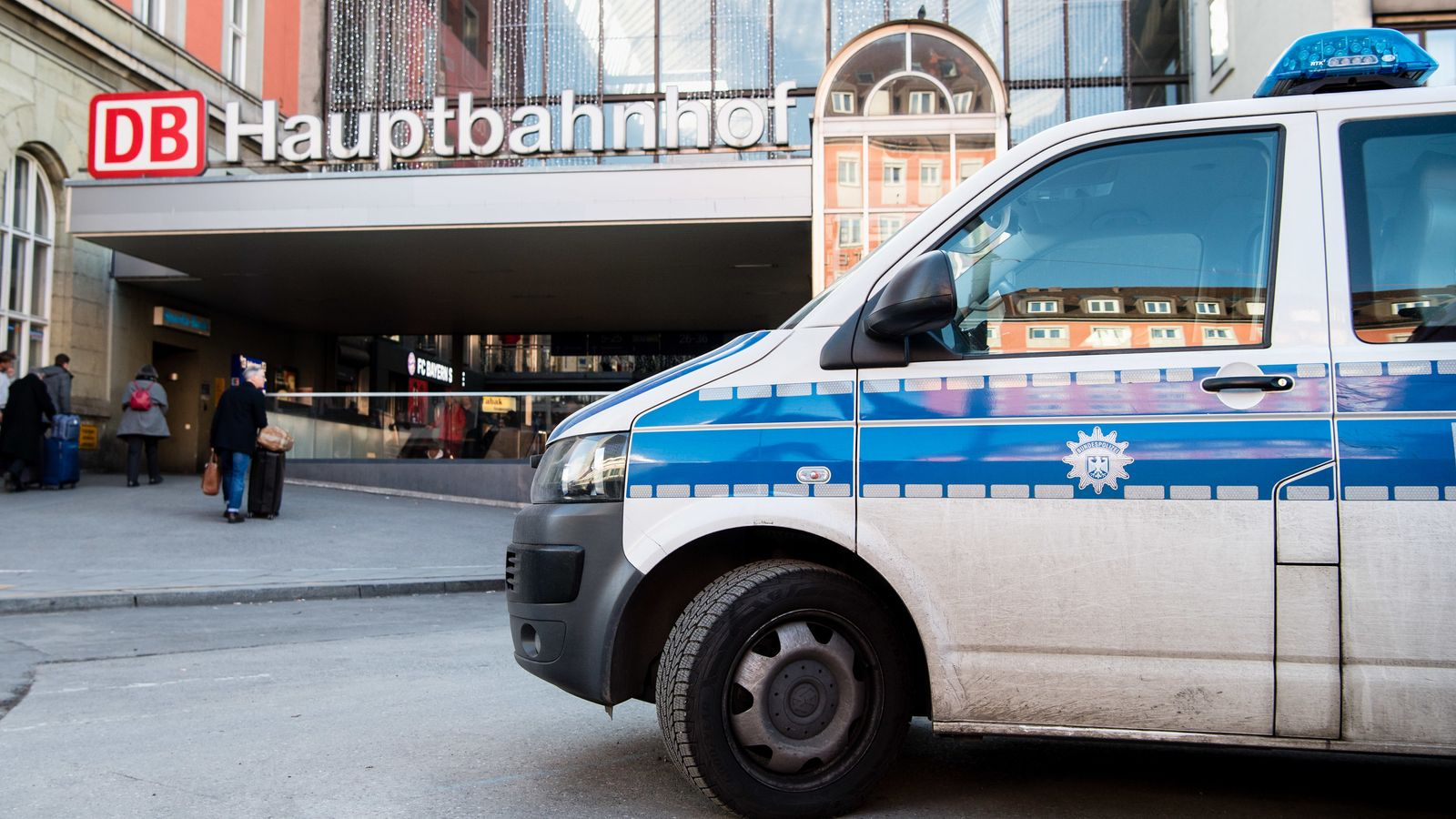 Messerattacke in München: Tatverdächtiger ist polizeibekannt