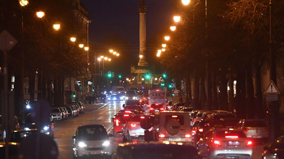 Staus in München kosten 131 Stunden jährlich