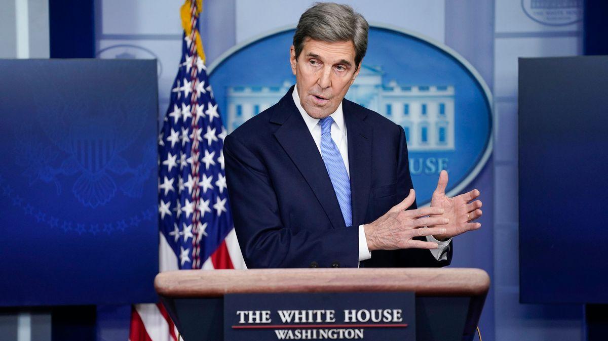 US-Klimabeauftragte John Kerry