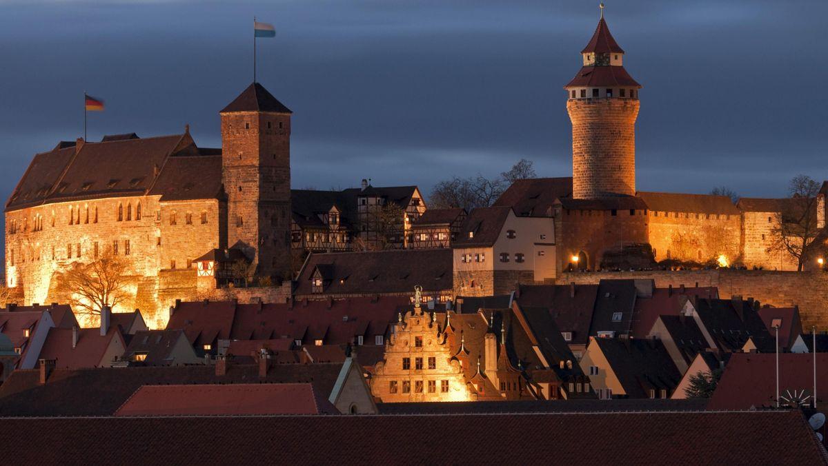 Nürnberger Altstadt und Burganlage
