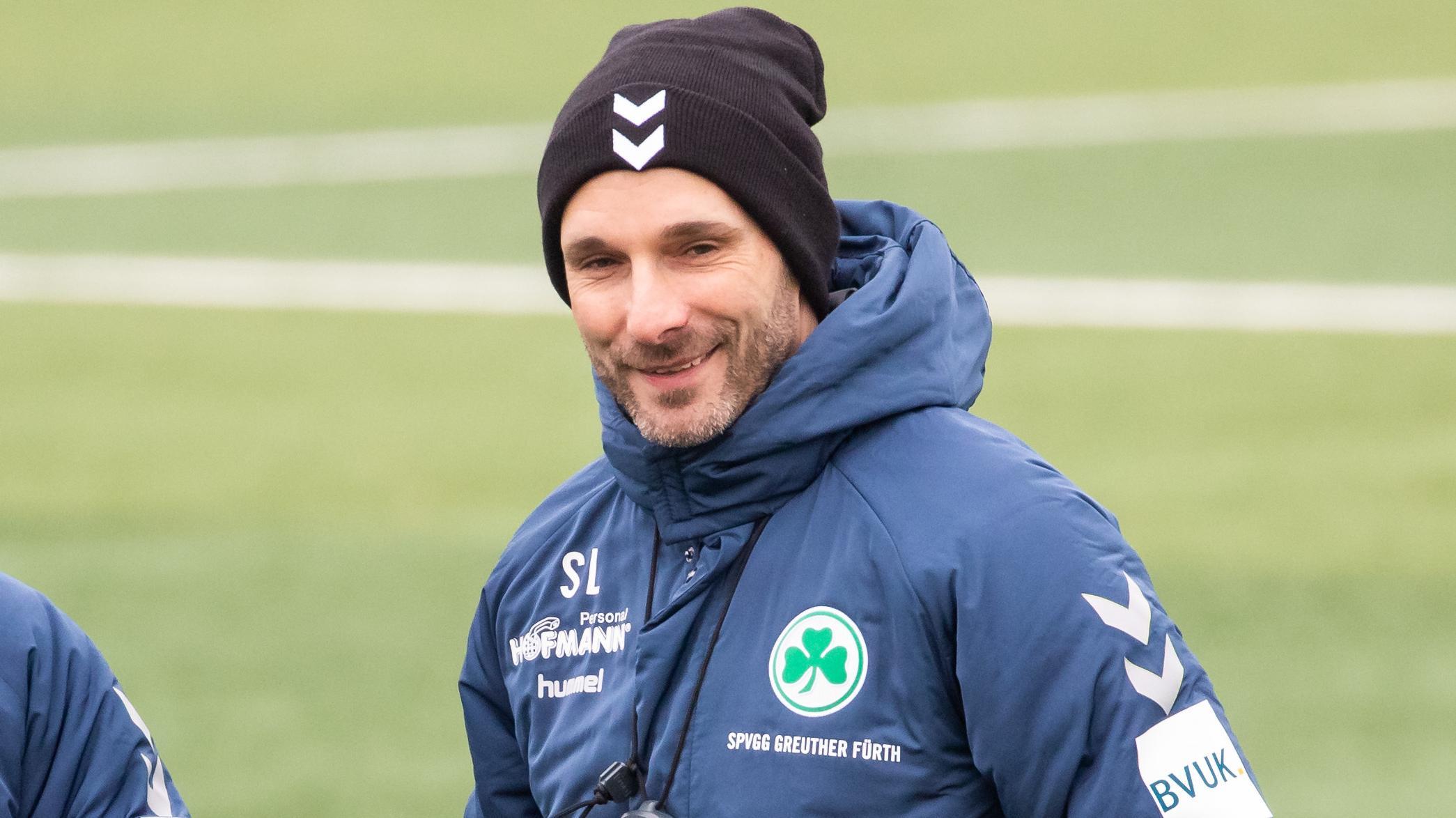 Stefan Leitl, Trainer der SpVgg Greuther Fürth