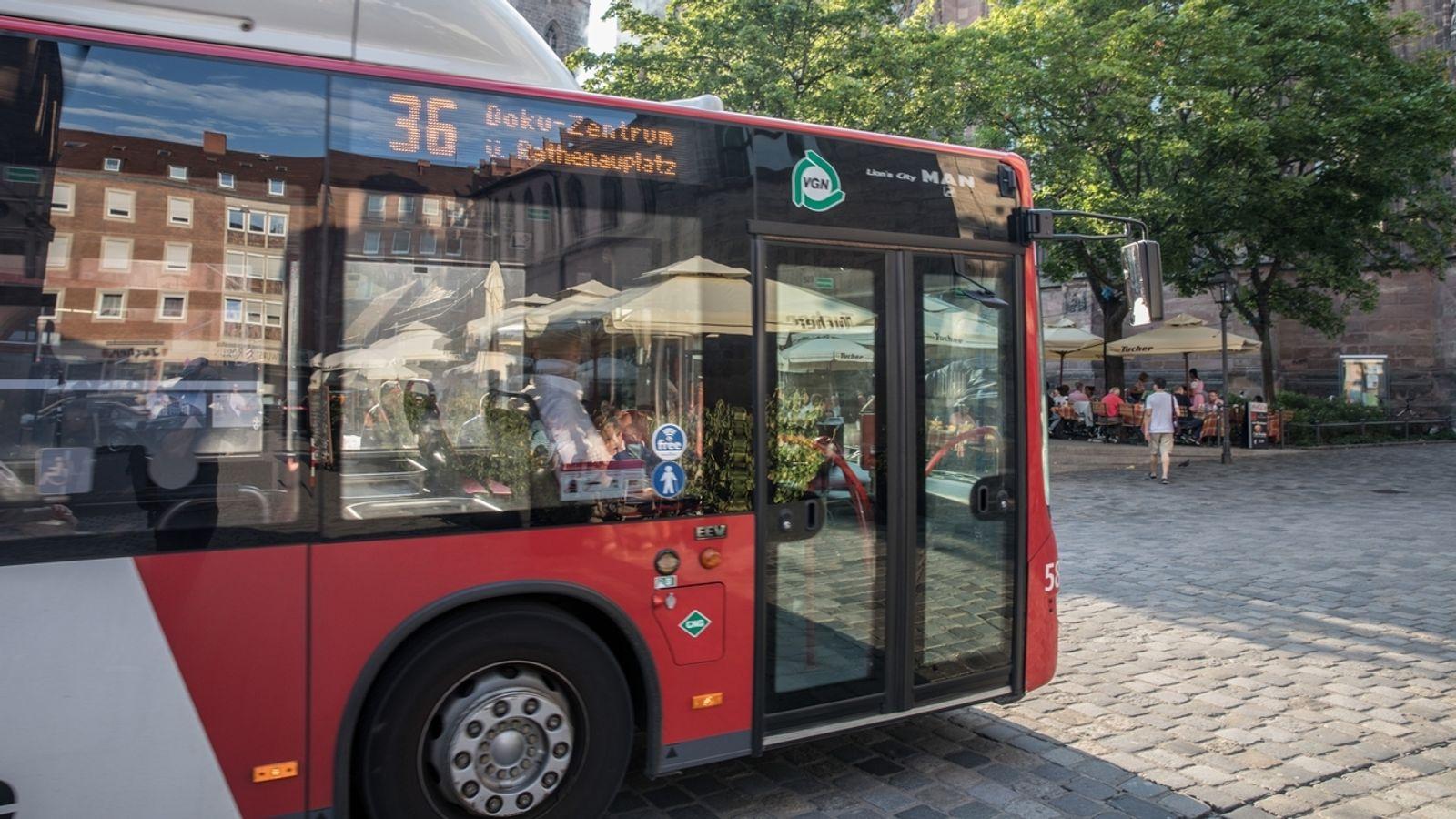 Keine Preiserhöhung Für Bus Und Bahn Im Großraum Nürnberg Br24