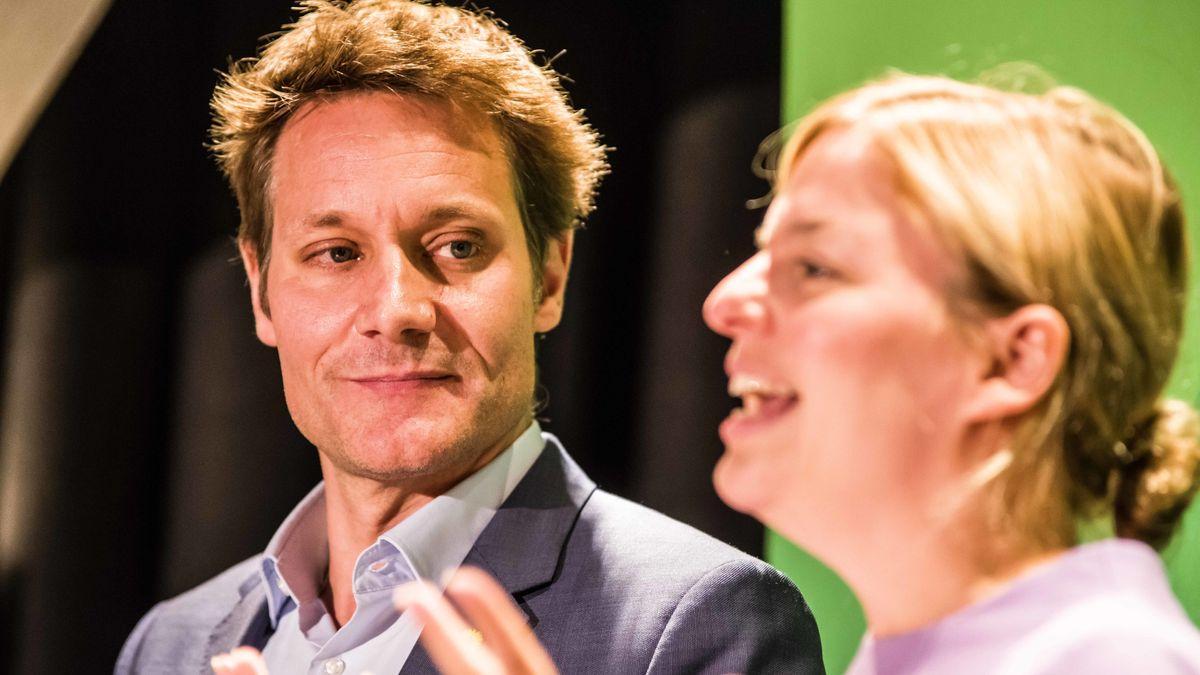 Ludwig Hartmann und Katharina Schulze