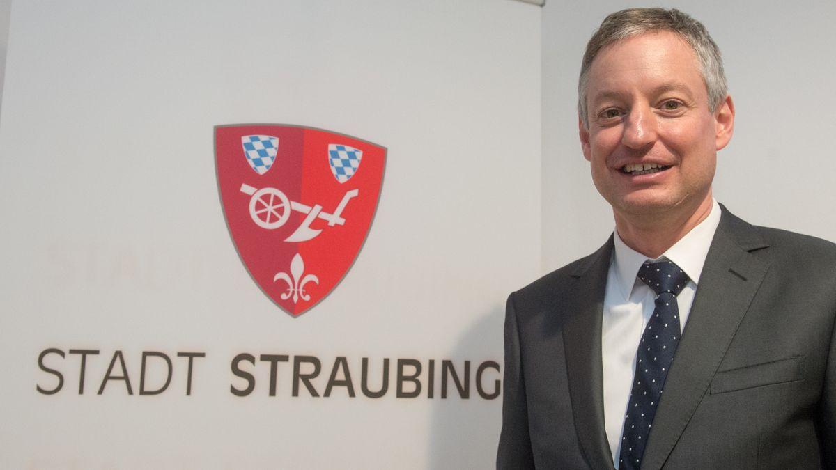 Straubings Oberbürgermeister Markus Pannermayr (CSU)