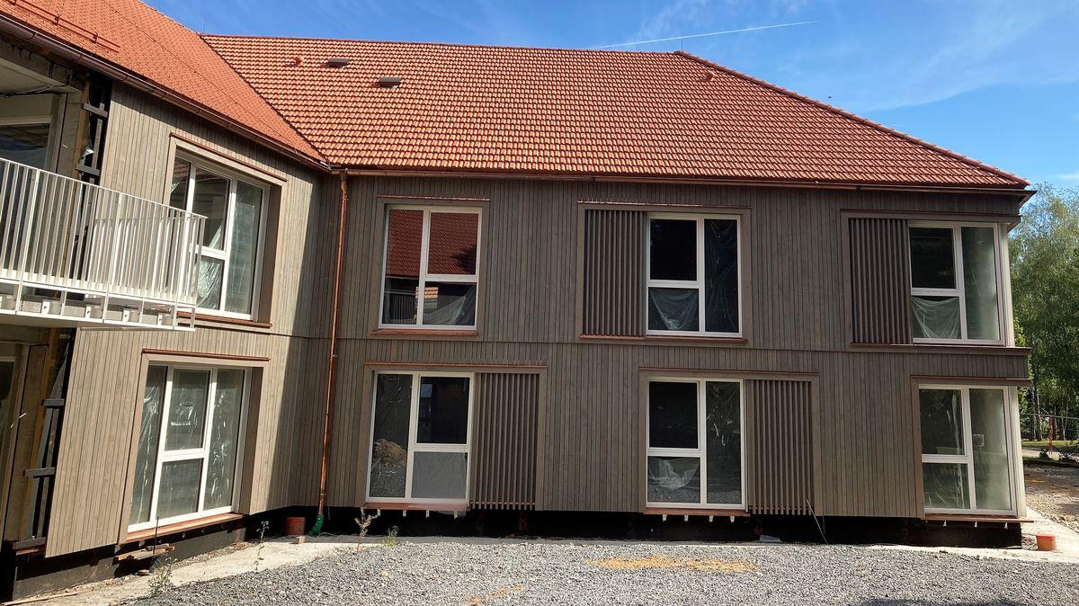 In der SOS-Dorfgemeinschaft Hohenroth wurde ein Zentrum für ältere Menschen mit erhöhtem Betreuungsbedarf eingerichtet.