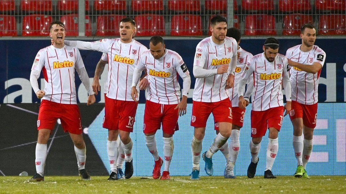 Jahn Regensburg - Hannover 96