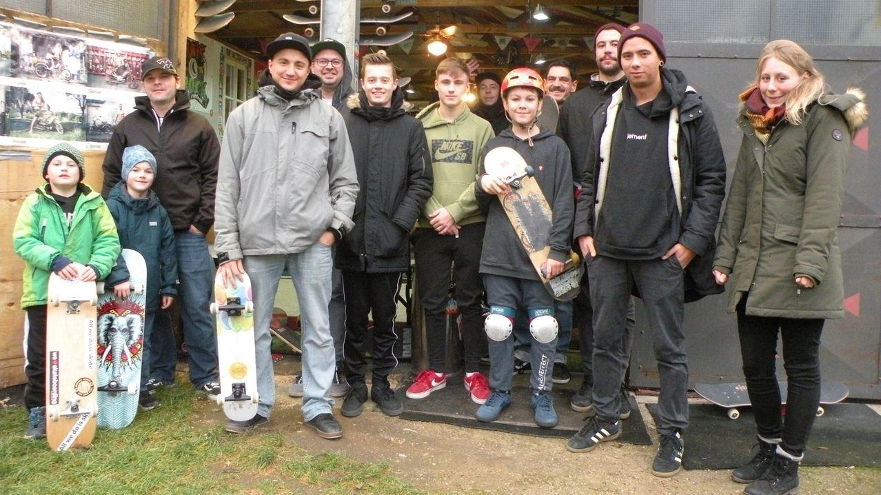 Skate-Treff für Kinder in Nordheim