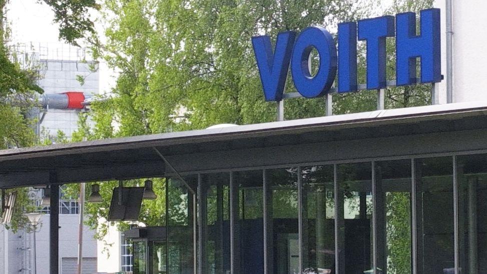 Voith in Sonthofen