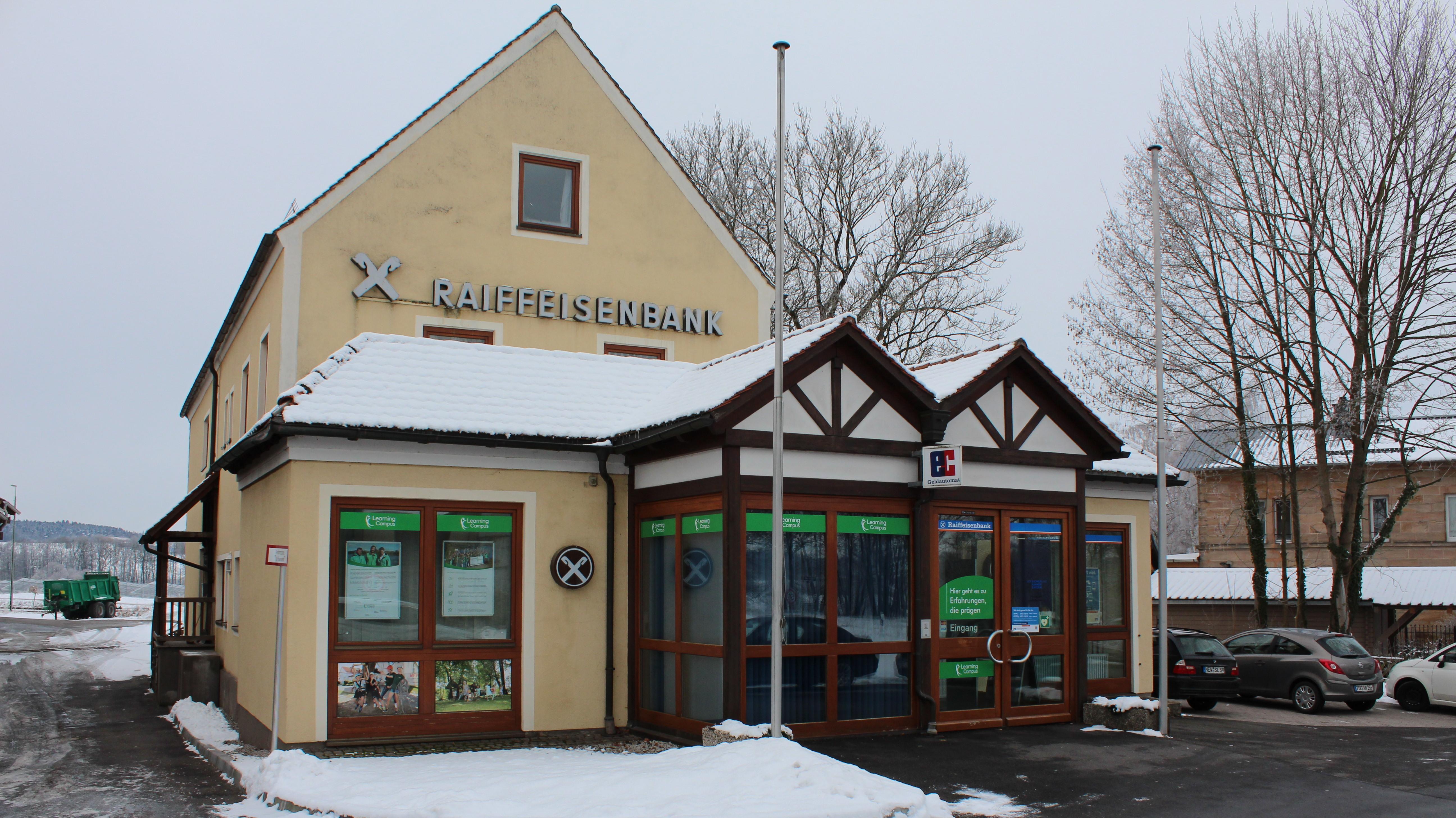 Raiffeisenbank in Trabitz