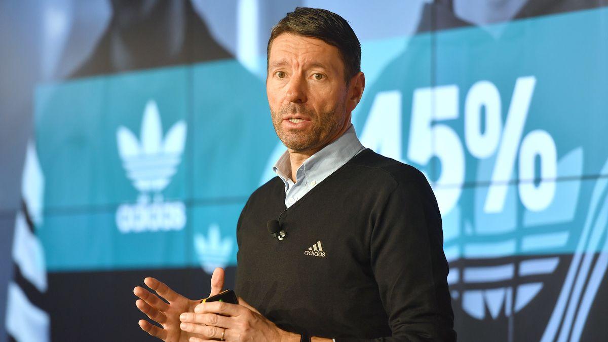 Kasper Rorsted bleibt Adidas für weitere fünf Jahre erhalten.