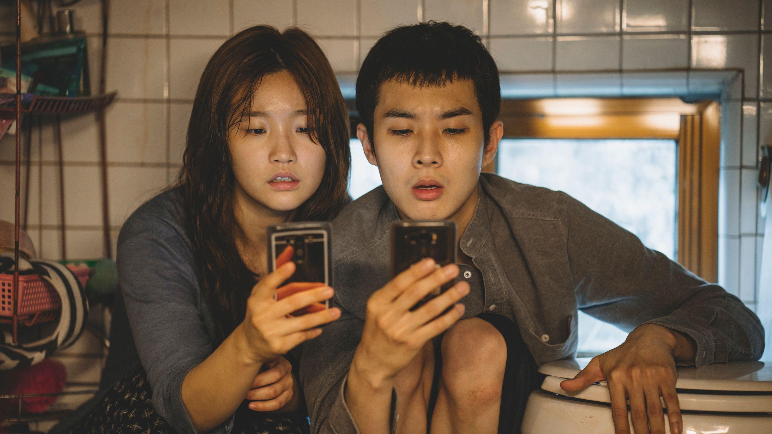 "Filmszene aus ""Parasite"" von Bong Joon-ho"