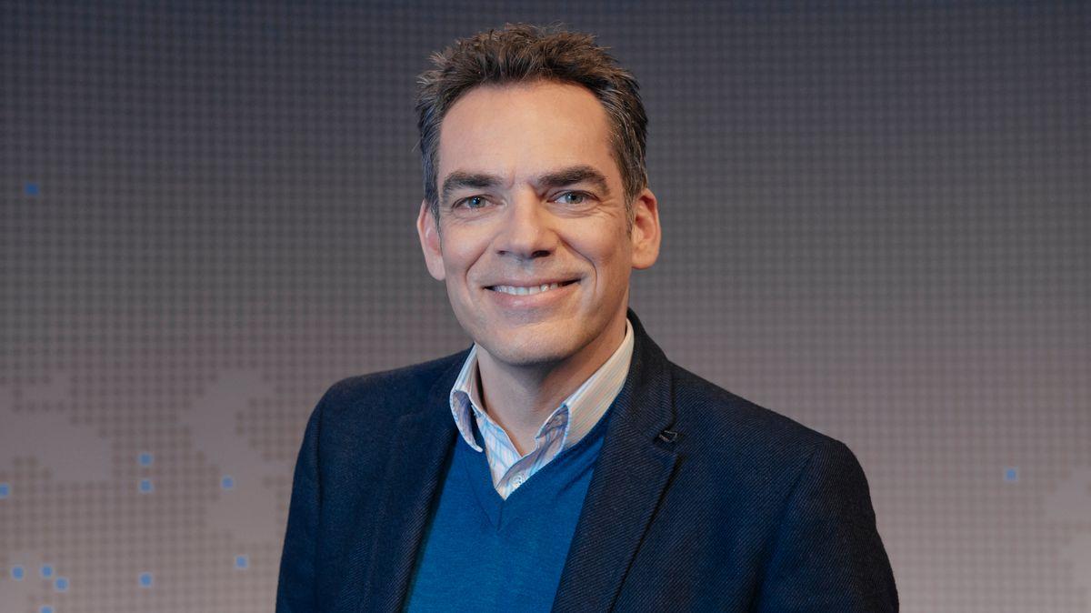 BR-Sportreporter Dominik Vischer