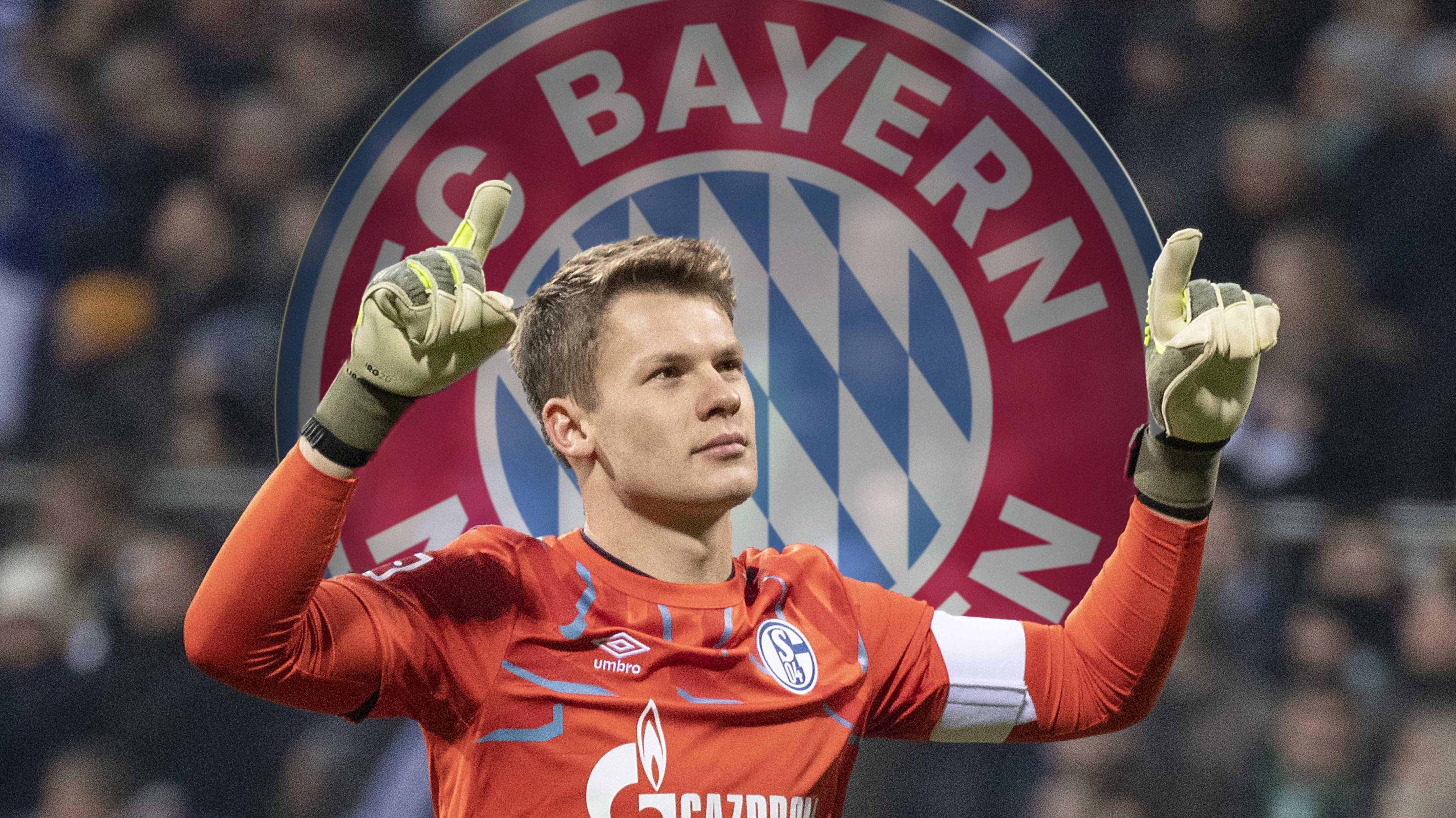 Alexander Nübel wechselt zum FC Bayern München