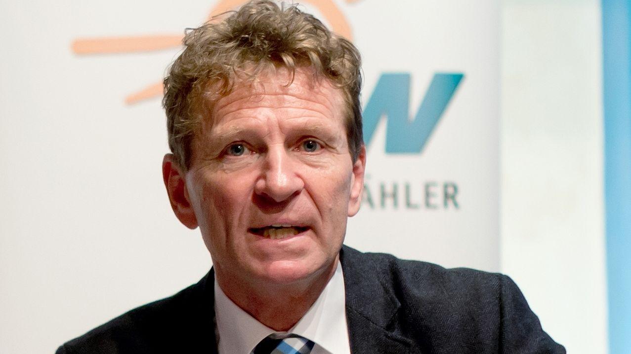 Günther Felbinger - ehemals Freie Wähler