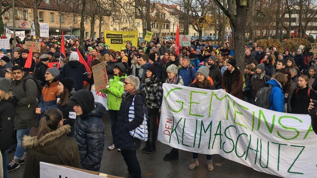 Fridays for Future: Klimastreiks in Franken