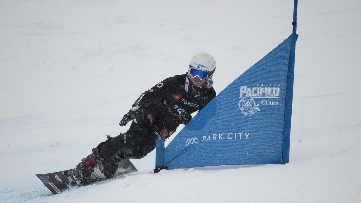 Snowboard-WM Parallel-Riesenslalom