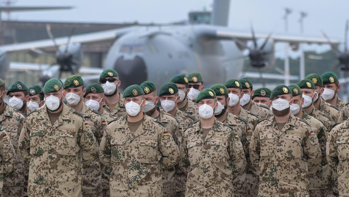 Die letzten Soldaten des deutschen Afghanistan-Einsatzes sind auf dem niedersächsischen Fliegerhorst ankommen.
