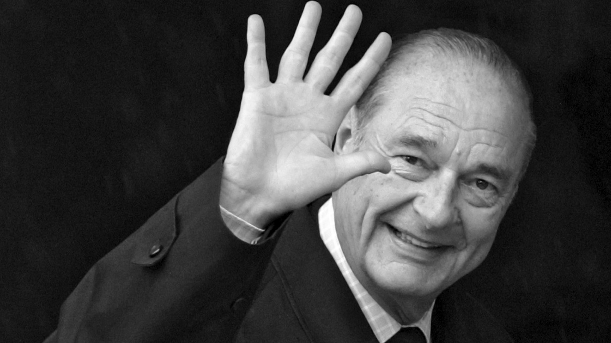 Der verstorbene ehemalige französische Präsident Jacques Chirac