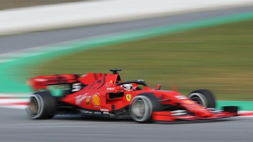 Formel 1 - Ferrari