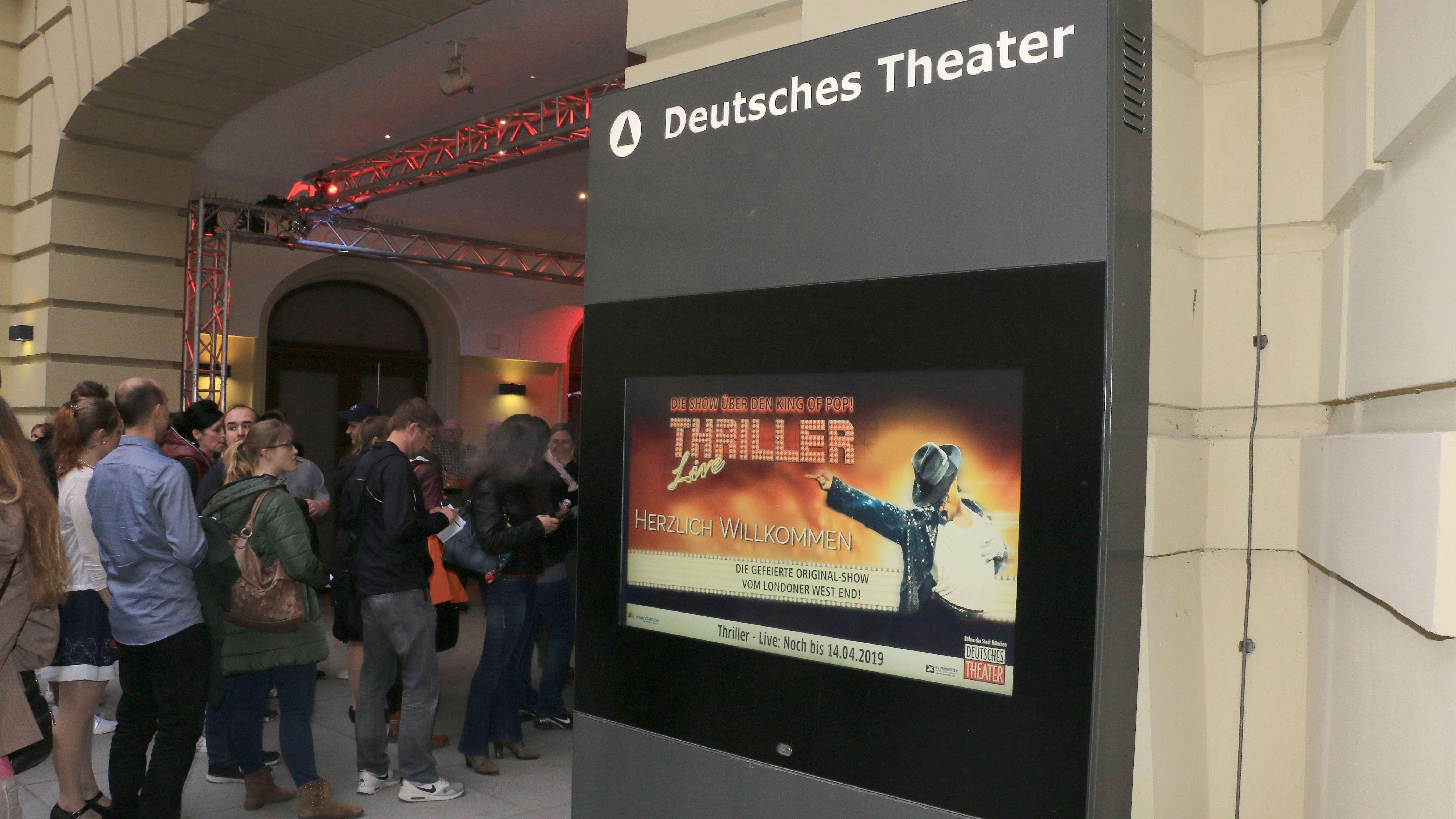 """""""Thriller live"""" zieht immer noch"""