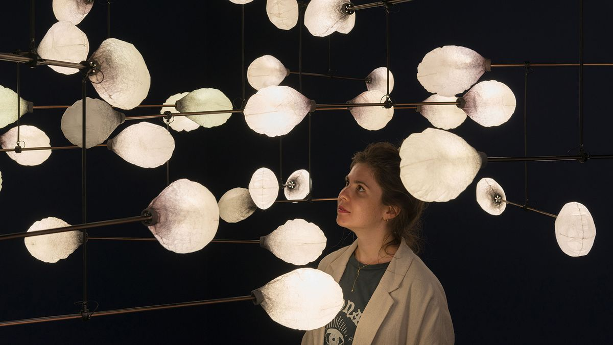 """Ausstellung """"Utopischen in der Kunst"""" im neuen Museum Nürnberg"""