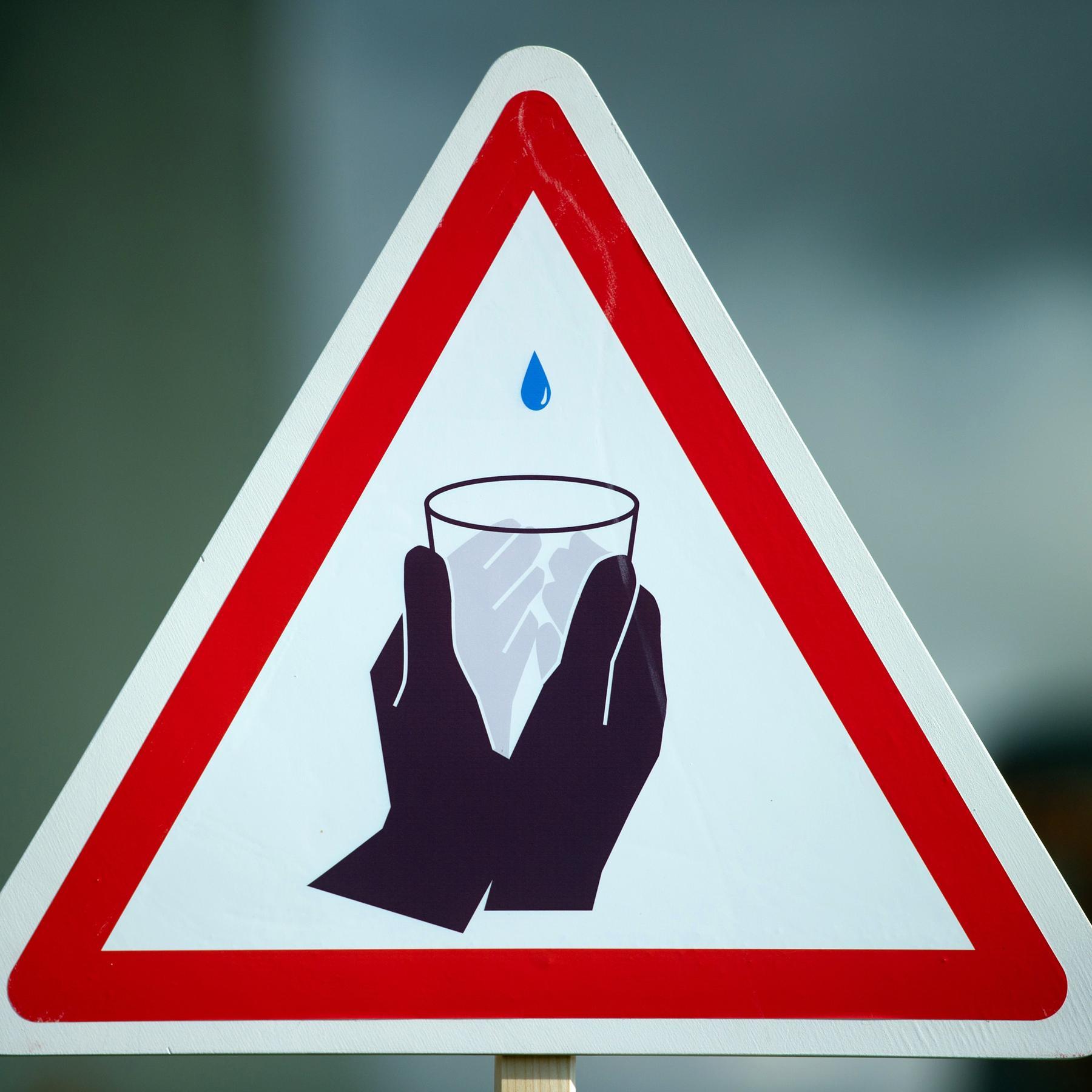Wasserknappheit bei uns - Rauscht es bald nicht mehr?