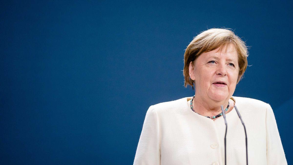 Die Corona-Krise lässt sich aus Sicht von Bundeskanzlerin Angela Merkel nur mit internationaler Solidarität und Zusammenarbeit bewältigen.