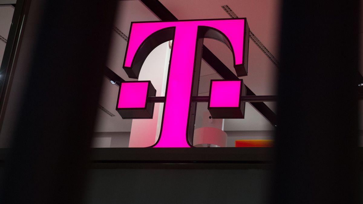Konzernlogo der Deutschen Telekom