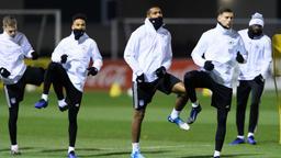 Training der Fußball-Nationalmannschaft im Sport-Centrum Kaiserau | Bild:picture alliance/augenklick/GES
