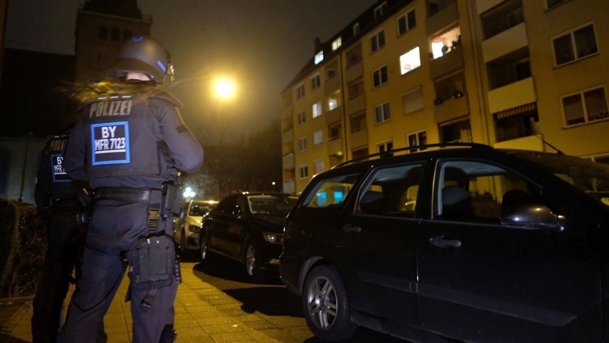 Stich-Attacken in Nürnberg