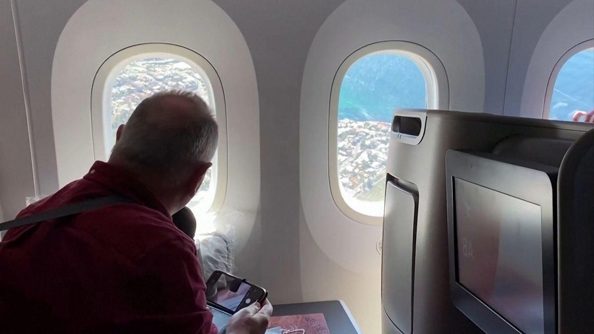 Ein Flug nach Nirgendwo