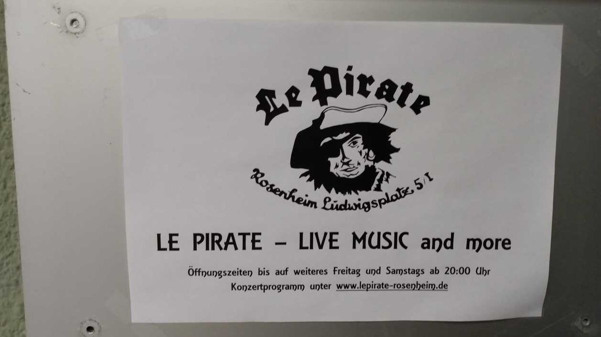 """Thomas Jonas im Jazzclub """"Le Pirate"""""""