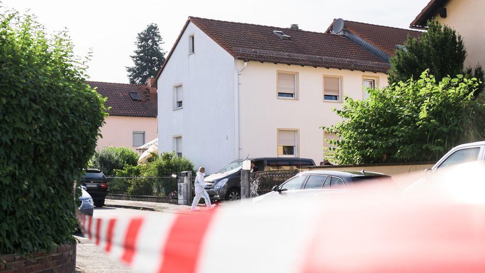 Zwei Tote in Wohnhaus in Kahl am Main gefunden | Bild:pa/