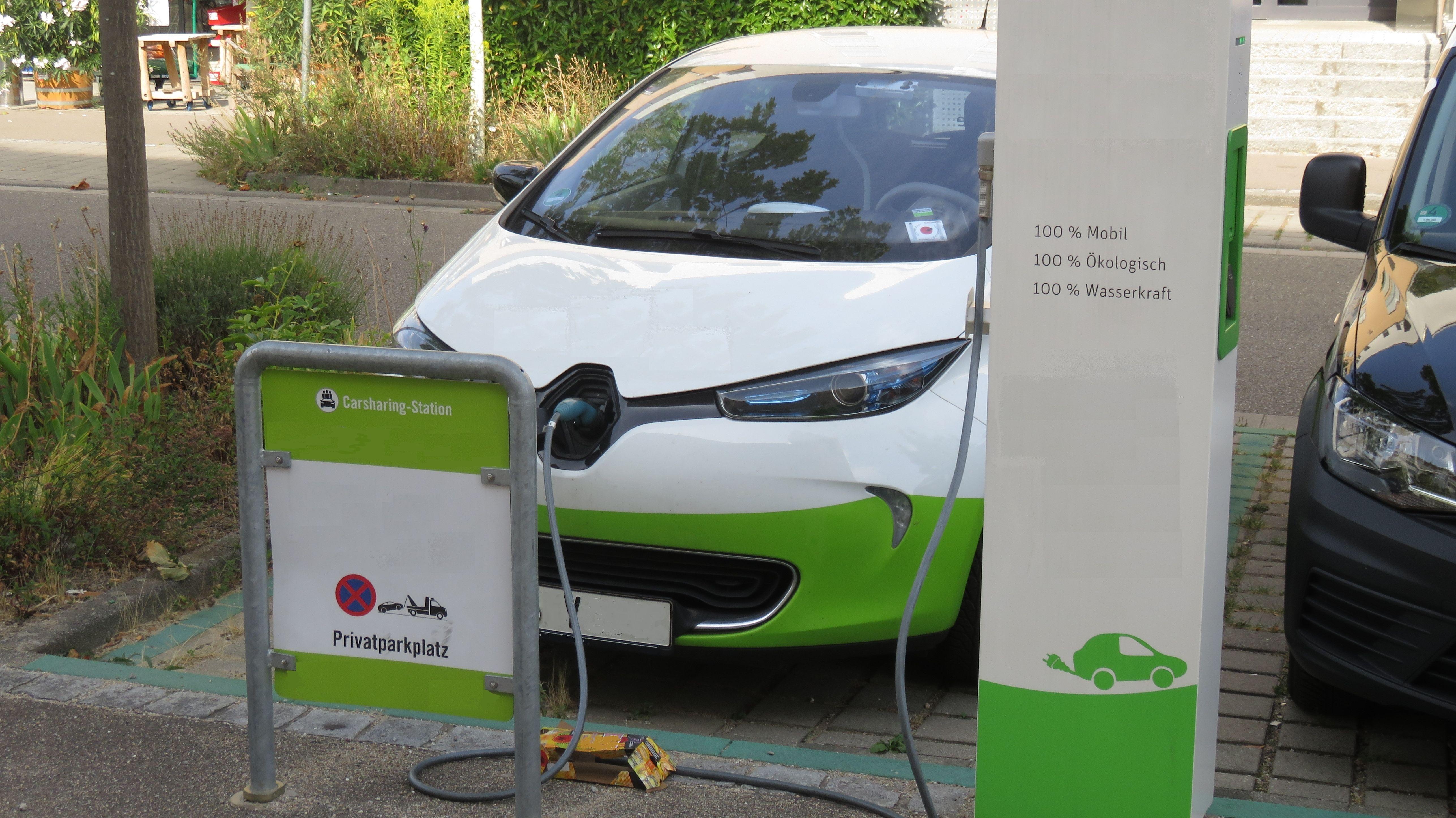 Symbolbild: Elektroauto