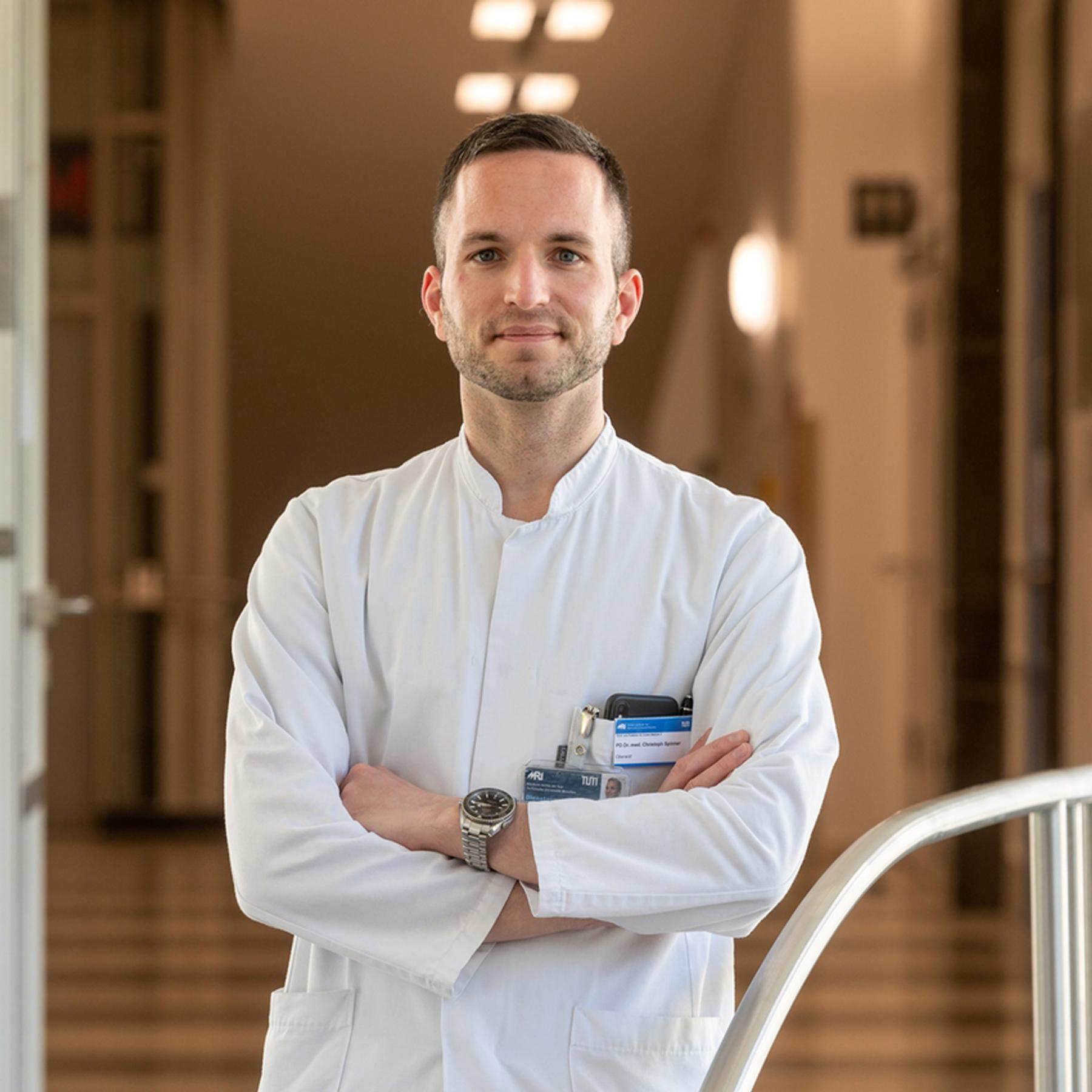 Corona-News: Dr Christoph Spinner