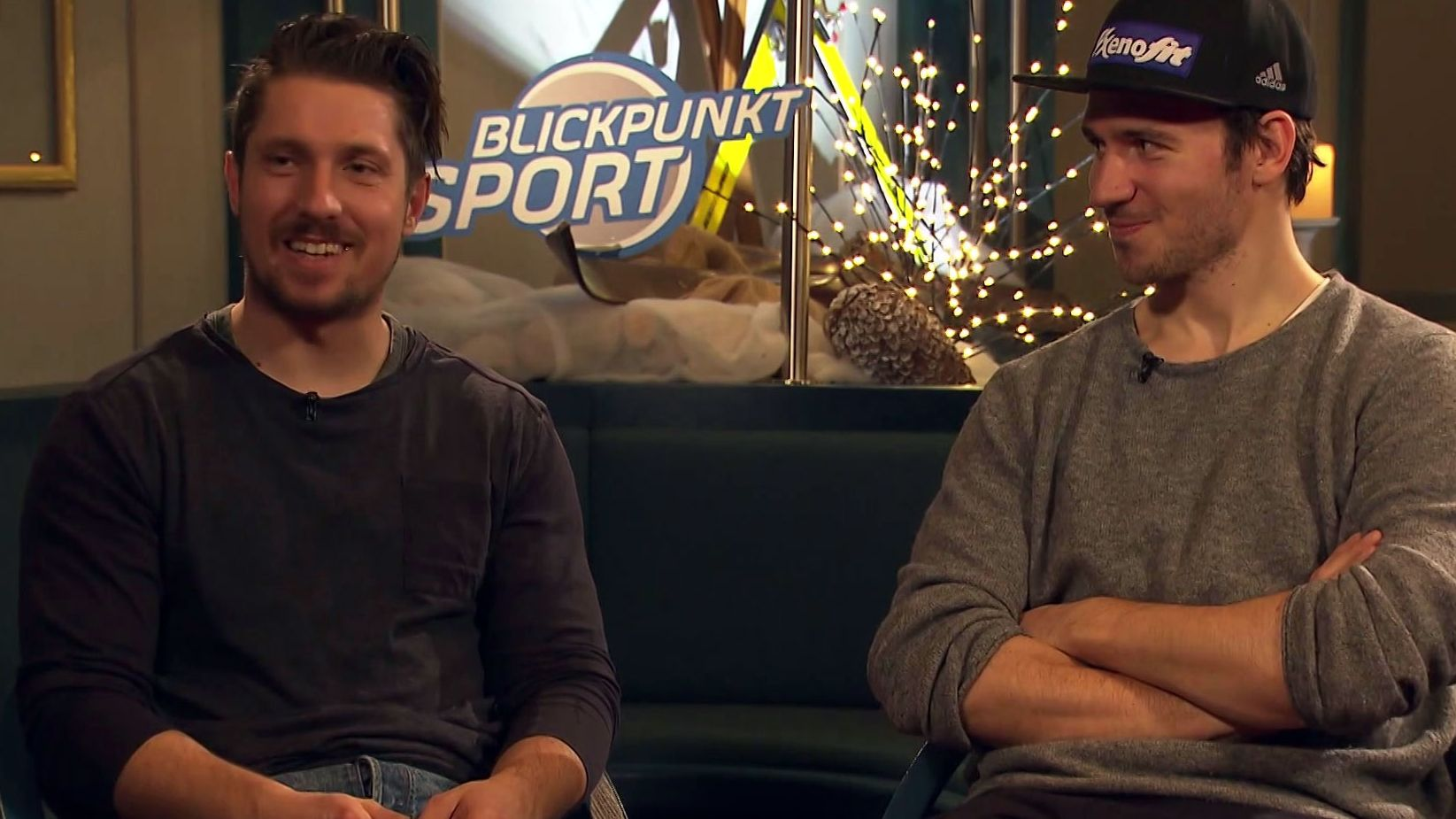 Marcel Hirscher und Felix Neureuther
