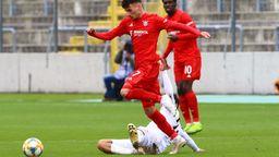 FC Bayern II siegt gegen Braunschweig