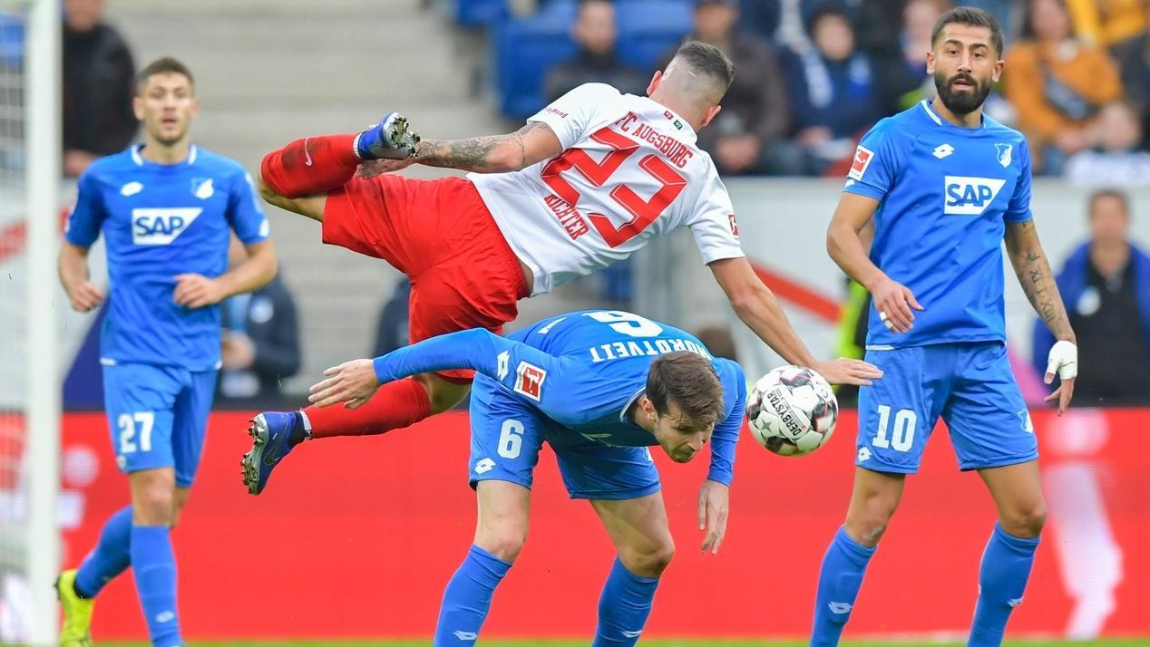 1899 Hoffenheim - FC Augsburg