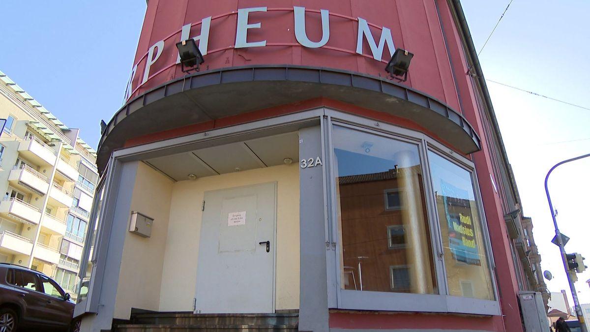 Kleinkunst- und Konzertbühne Orpheum in Nürnberg.