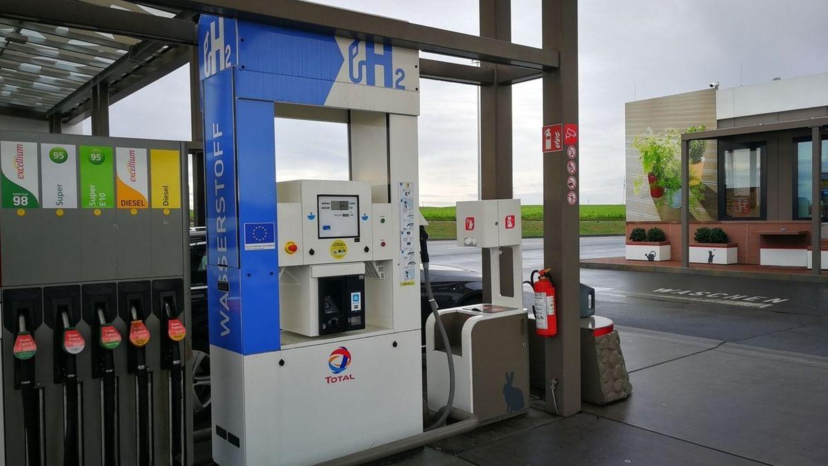 50 Millionen Euro für 100 neue Wasserstoff-Tankstellen in Bayern