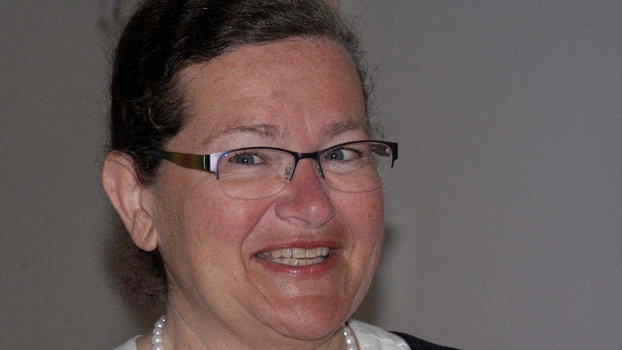 Monika Zeller, zeitweise suspendierte Bürgermeisterin von Bolsterlang