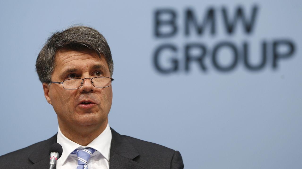 Harald Krüger, Vorstandsvorsitzender BMW